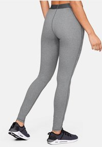 Under Armour - FAVORITE - Collants - pitch gray medium heather - 2