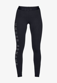 Under Armour - FAVORITE - Tights - black - 3