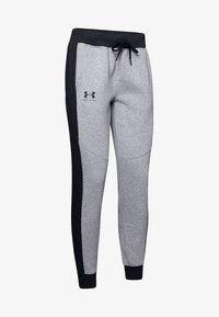 Under Armour - Tracksuit bottoms - grey - 0