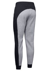 Under Armour - Tracksuit bottoms - grey - 1