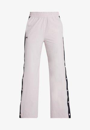 ATHLETE RECOVERY WN WL PANT - Teplákové kalhoty - dash pink/black