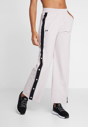ATHLETE RECOVERY WN WL PANT - Tracksuit bottoms - dash pink/black