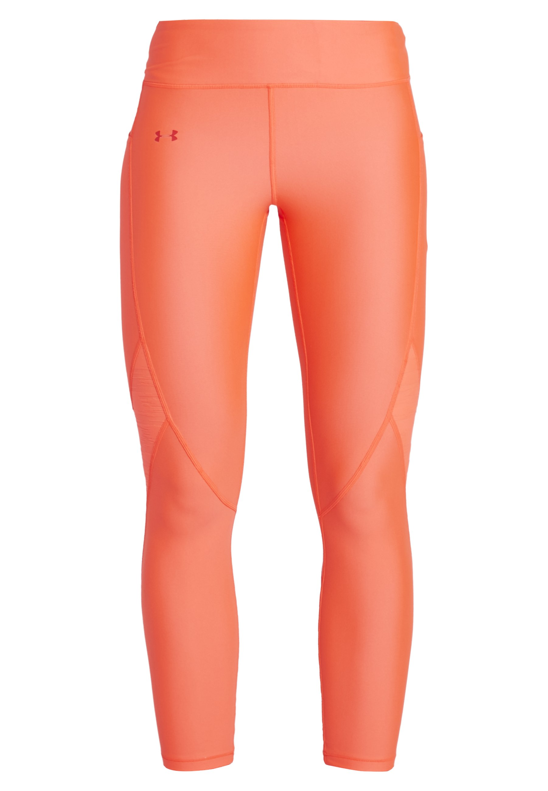 Under Armour Tonal Ankle Crop - Leggings Neon Pink