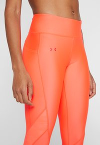 Under Armour - TONAL ANKLE CROP - Leggings - neon pink - 6