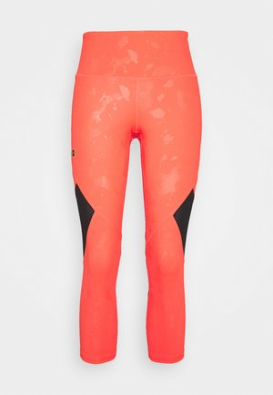 KAZOKU RUSH CROP - Leggings - beta/gold