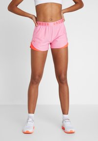 Under Armour - PLAY UP SHORT - Sports shorts - lipstick - 0