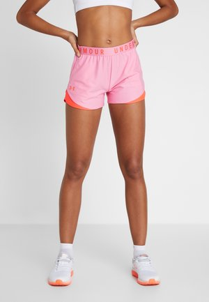 PLAY UP SHORT - kurze Sporthose - lipstick