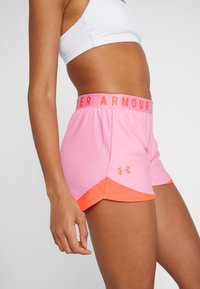 Under Armour - PLAY UP SHORT - Sports shorts - lipstick - 3