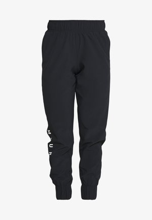 BRANDED PANTS - Pantaloni sportivi - black/onyx white