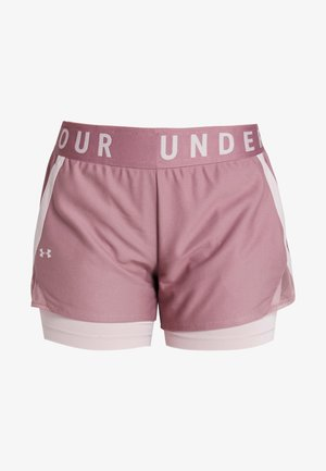 PLAY UP SHORTS - Sports shorts - hushed pink/dash pink