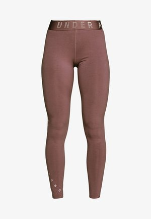 FAVORITE GRAPHIC LEGGING - Legginsy - hushed pink/dash pink