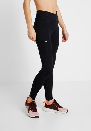 PERPETUAL WRAP LEGGING - Leggings - black