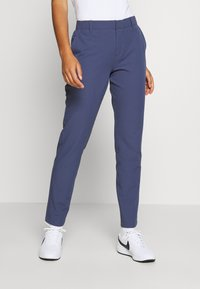 Under Armour - LINKS PANT - Bukse - blue ink/mod grey - 0