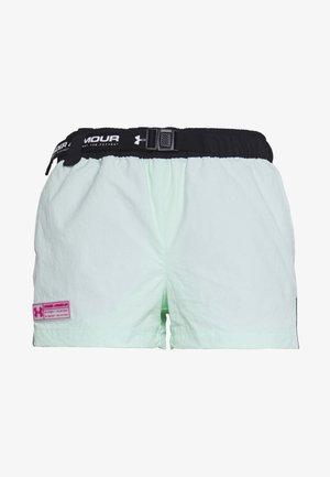 SHORT - Korte sportsbukser - aqua foam/white/pink surge