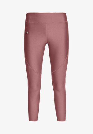 SHINE PERFORATION - Tights - hushed pink/dash pink