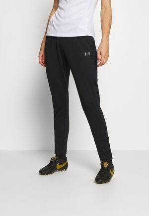 CHALLENGER TRAIN PANT - Verryttelyhousut - black