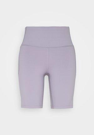 MERIDIAN BIKE SHORTS - Legging - slate purple