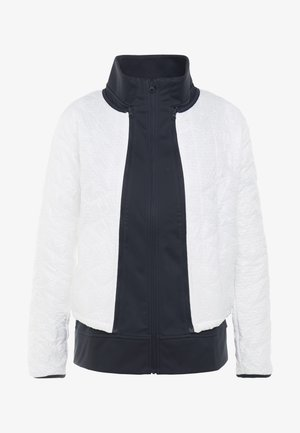 STORM JACKET 2-IN-1 - Outdoorjas - white/black