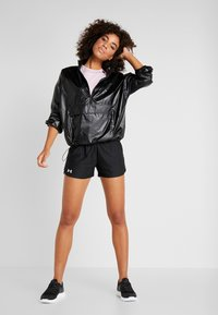Under Armour - ANORAK - Giacca sportiva - black - 1