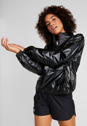 ANORAK - Training jacket - black