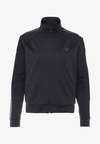 Under Armour - ATHLETE RECOVERY TRAVEL JACKET - Træningsjakker - black/jet gray - 5