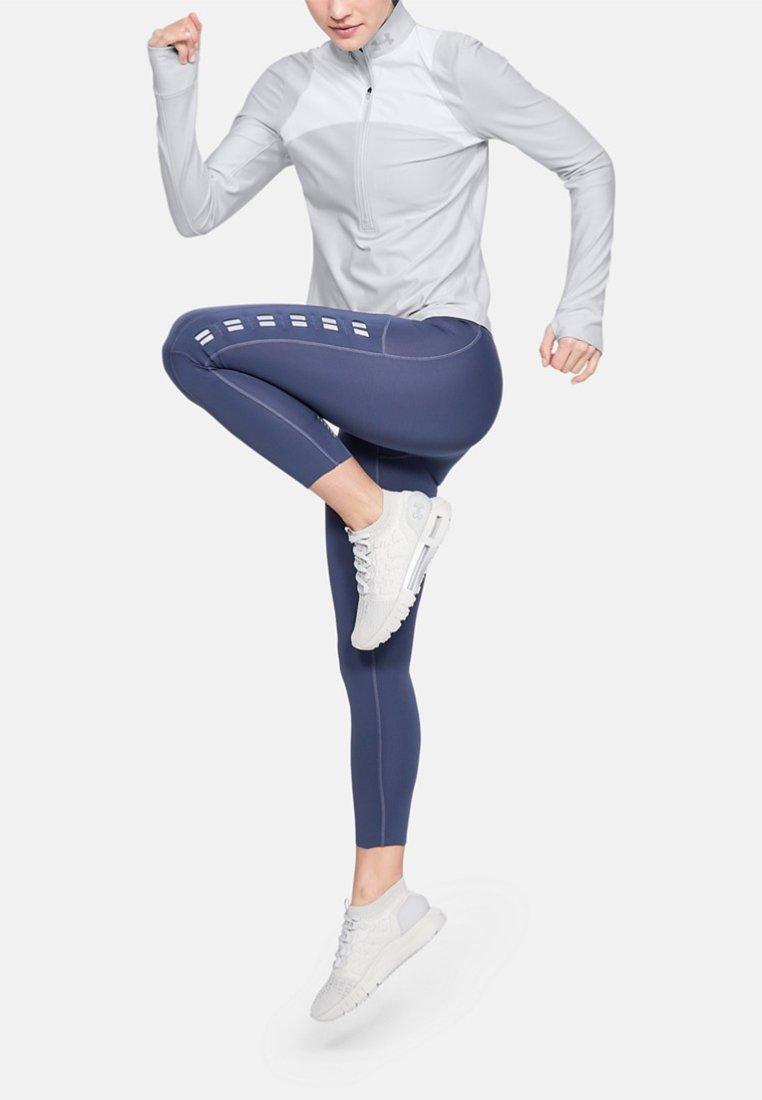 Under Armour T-shirt à manches longues off-white/grey