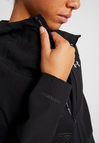 Under Armour - QUALIFIER OUTRUN THE STORM JACKET - Hardloopjack - black