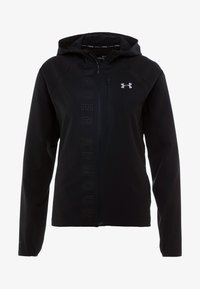 Under Armour - QUALIFIER OUTRUN THE STORM JACKET - Hardloopjack - black - 8