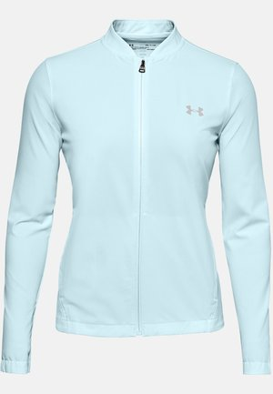 UA STORM LAUNCH JACKET - Training jacket - rift blue