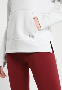 Under Armour - MOVE MOCK - Sweater - pitch grey - 4