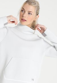 Under Armour - MOVE MOCK - Sweater - pitch grey - 3