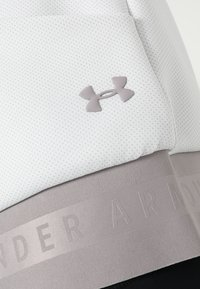 Under Armour - MOVE - Hoodie met rits - white - 7