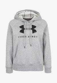Under Armour - Hoodie - grey - 0