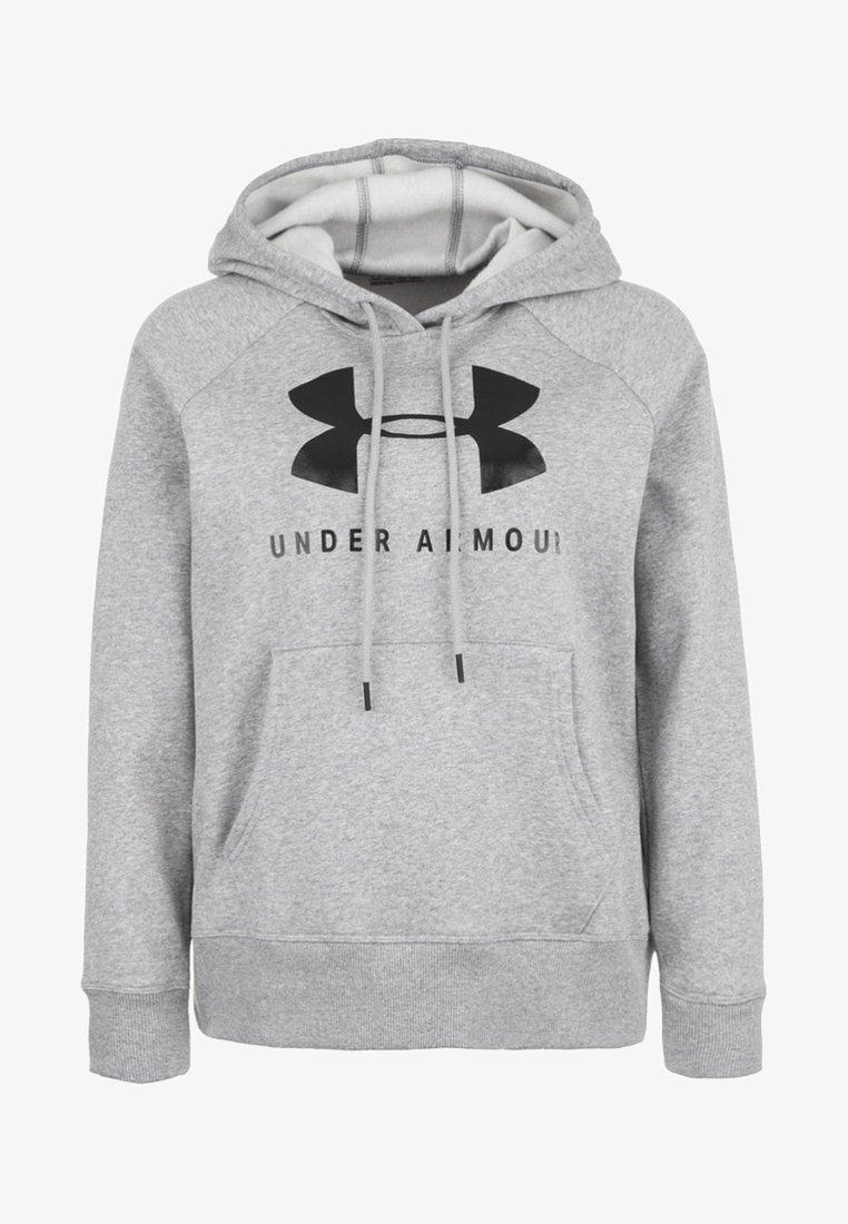 Under Armour - Hoodie - grey
