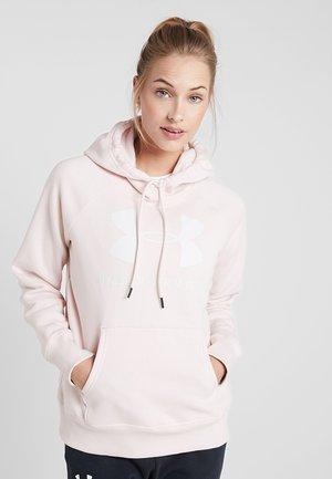 Hoodie - apex pink/onyx white