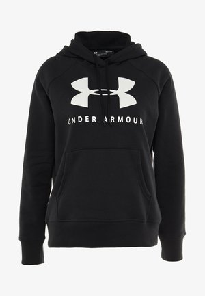 Hoodie - black/onyx white