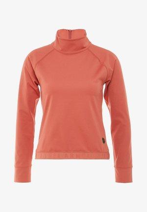Camiseta de deporte - fractal pink/black