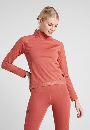 RUSH - Koszulka sportowa - fractal pink/black