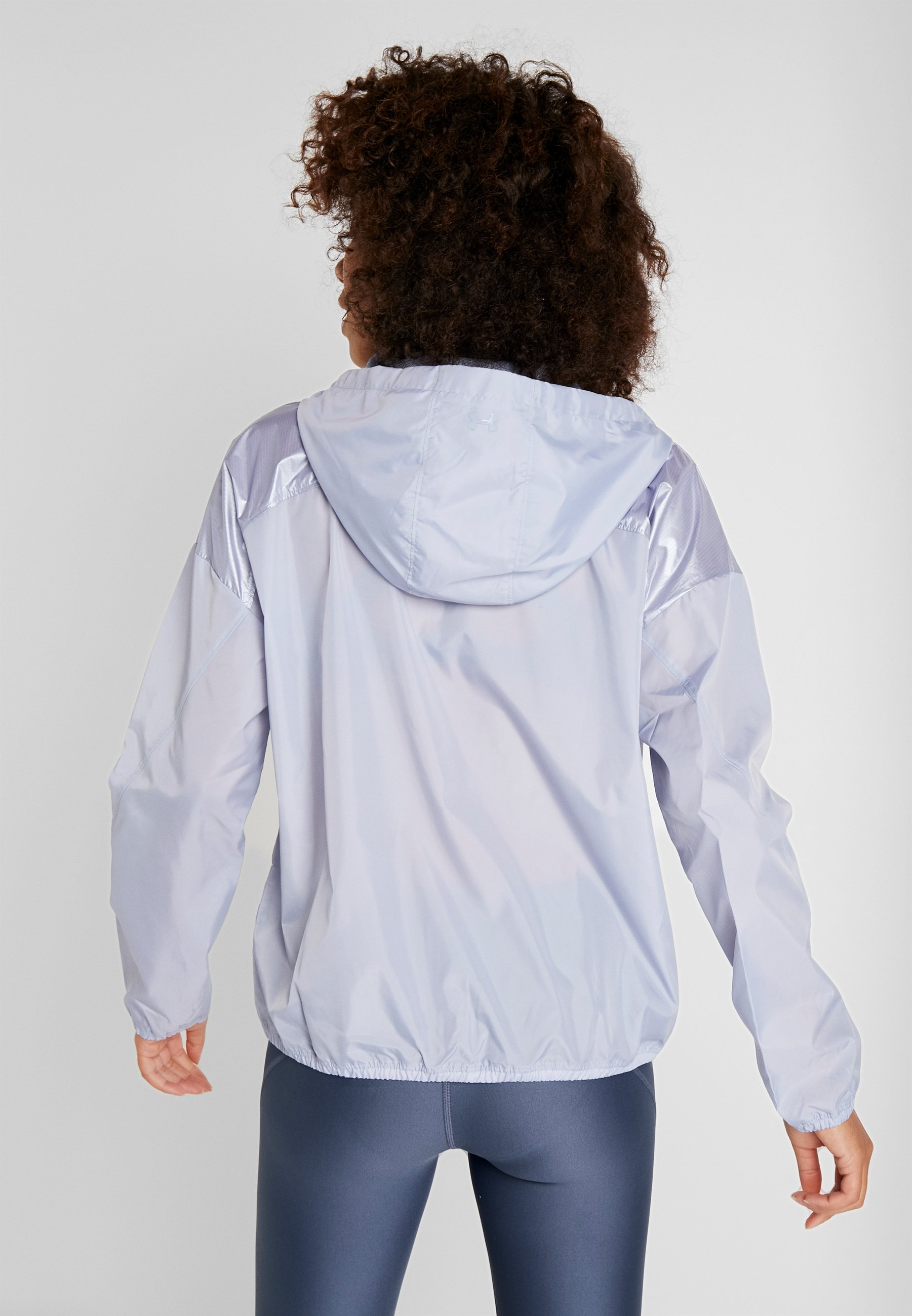Under Armour UNSTOPPABLE BEST - Trainingsjacke blue heights/downpour gray