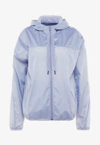 Under Armour - UNSTOPPABLE BEST - Treningsjakke - blue heights/downpour gray - 6