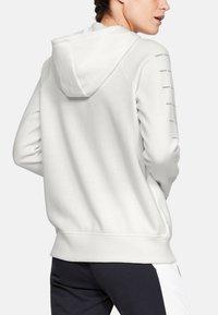 Under Armour - RIVAL - Veste polaire - onyx white - 2