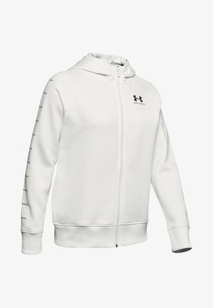 RIVAL - Fleece jacket - onyx white