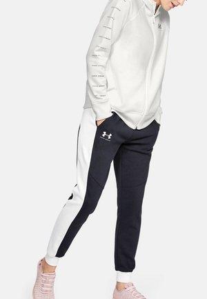 RIVAL - Fleece jacket - onyx white