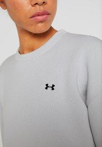 Under Armour - MOVE CREW  - Sweatshirt - onyx white/black - 4