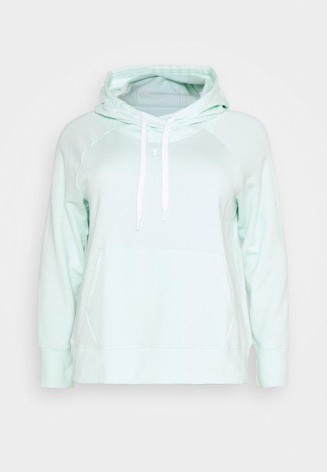 RIVAL HOODIE - Sweatshirt - seaglass blue