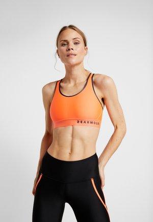 MID KEYHOLE BRA - Sportovní podprsenka - orange