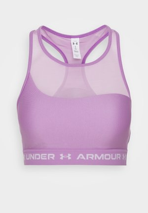 MID CROSSBACK BRA - Sport BH - exotic bloom
