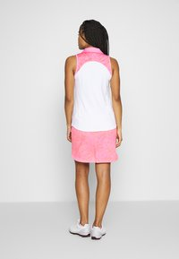 Under Armour - LINKS PRINTED SKORT - Gonna sportivo - lipstick/mod gray/beta - 2