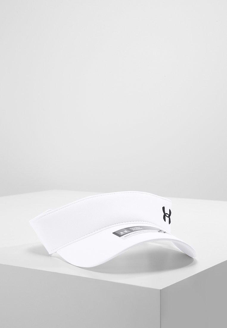 Under Armour - LINKS VISOR 2.0 - Cap - white