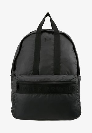 FAVORITE BACKPACK - Rucksack - jet gray/black